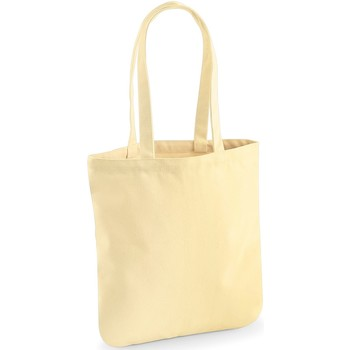 Tassen Tote tassen / Boodschappentassen Westford Mill W821 Pastel Citroen