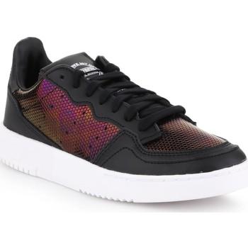 Schoenen Dames Lage sneakers adidas Originals Adidas Supercourt W EG2012 black