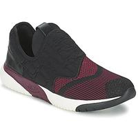 Schoenen Dames Lage sneakers Ash SODA Zwart / Bordeau