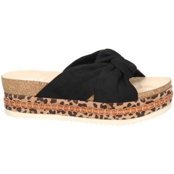 Schoenen Dames Sandalen / Open schoenen Bullboxer Bull Boxer sandales noire 886030F1T Zwart