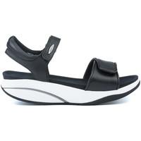 Schoenen Dames Sandalen / Open schoenen Mbt SANDALEN MALIA W BLACK NAPPA