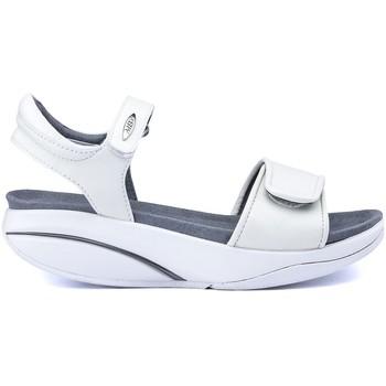 Schoenen Dames Sandalen / Open schoenen Mbt SANDALEN MALIA W WHITE NAPPA