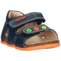 Schoenen Kinderen Sandalen / Open schoenen Pablosky 0819 Blue