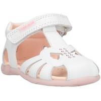 Schoenen Kinderen Sandalen / Open schoenen Pablosky 0730 White