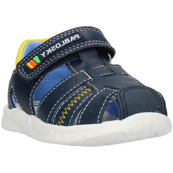 Schoenen Kinderen Sandalen / Open schoenen Pablosky 0826 blue