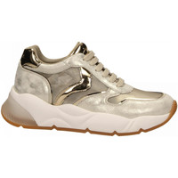 Schoenen Dames Lage sneakers Voile Blanche SHEELMESH oro