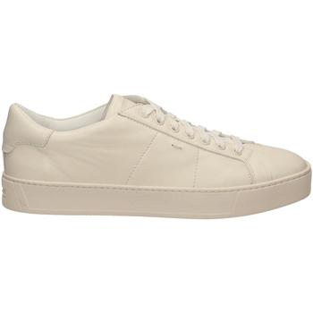 Schoenen Heren Lage sneakers Santoni PILARE-SSS bianco