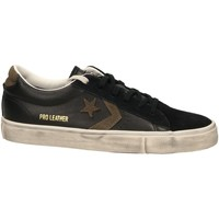 Schoenen Heren Lage sneakers All Star PRO LEATHER VULC DIS black-nero