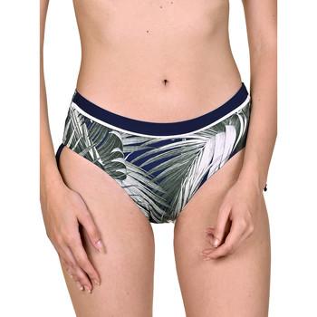 Textiel Dames Bikinibroekjes- en tops Lisca Verstelbare zijkousen Buenos Aires Blauw