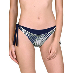 Textiel Dames Bikinibroekjes- en tops Lisca Buenos Aires  geknoopte zwempakkousen Blauw