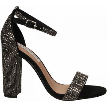 Schoenen Dames Sandalen / Open schoenen Steve Madden CARRSONR CRYSTAL black