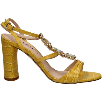 Schoenen Dames Sandalen / Open schoenen Tiffi MINERVA ALFREDO giallo