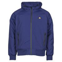 Textiel Heren Wind jackets Dickies SARPY Blauw