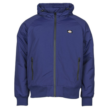Textiel Heren Wind jackets Dickies SARPY Blauw