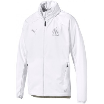 Textiel Heren Wind jackets Puma  Wit