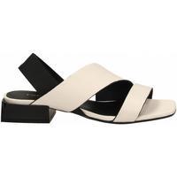 Schoenen Dames Sandalen / Open schoenen Carmens Padova OLIVA DAILY REINA bianco