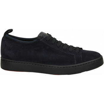 Schoenen Heren Derby Santoni DERBY 6F+T.LIS+INF. TREND ON TO blu