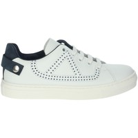 Schoenen Jongens Lage sneakers A.r.w. 6148VSAR White/Blue