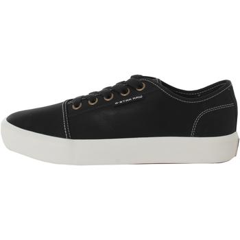 Schoenen Heren Lage sneakers G-Star Raw STRETT III BLACK Negro