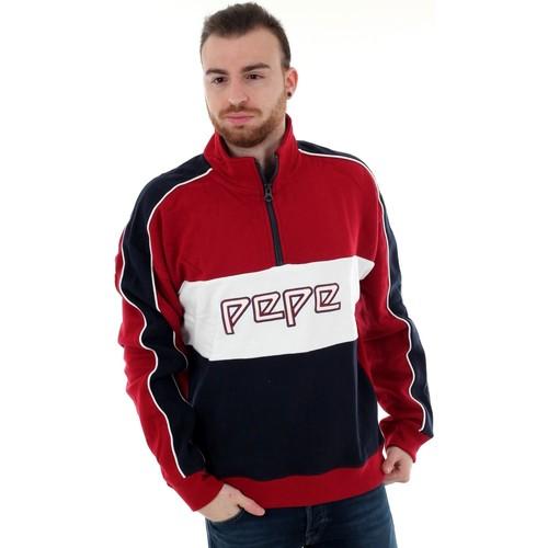 Textiel Heren Sweaters / Sweatshirts Pepe jeans PM581657 LOGANNE - 284 GARNET Burdeos