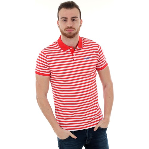 Textiel Heren Polo's korte mouwen Pepe jeans PM541205 JEROME - 254 PEPPER Rojo