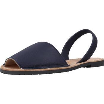 Schoenen Dames Sandalen / Open schoenen Ria 20002 Blauw