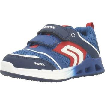 Schoenen Jongens Lage sneakers Geox B DAKIN B. A Blauw