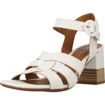 Schoenen Dames Sandalen / Open schoenen Alpe 4684 63 Wit