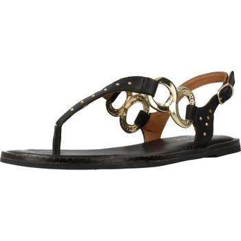 Schoenen Dames Sandalen / Open schoenen Alpe 4706 20 Zwart