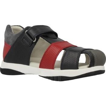 Schoenen Jongens Sandalen / Open schoenen Garvalin 202452 Blauw