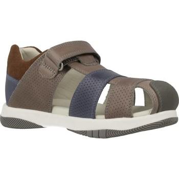Schoenen Jongens Sandalen / Open schoenen Garvalin 202452 Bruin
