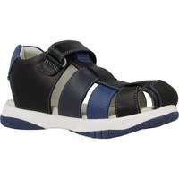 Schoenen Jongens Sandalen / Open schoenen Garvalin 202458 Zwart