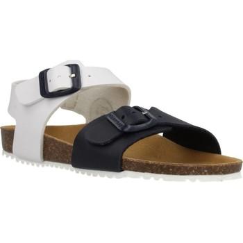 Schoenen Jongens Sandalen / Open schoenen Garvalin 202473 Blauw