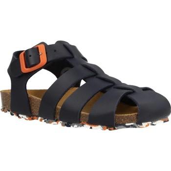 Schoenen Jongens Sandalen / Open schoenen Garvalin 202474 Blauw