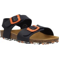 Schoenen Jongens Sandalen / Open schoenen Garvalin 202475 Blauw