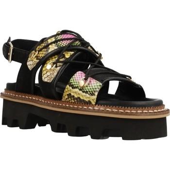Schoenen Dames Sandalen / Open schoenen Elvio Zanon EL0901X Zwart