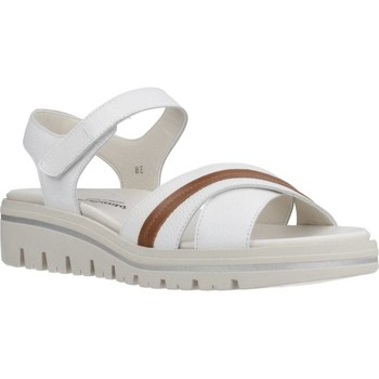 Schoenen Dames Sandalen / Open schoenen Piesanto 200777 Wit