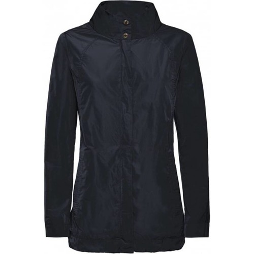 Textiel Dames Parka jassen Geox W9220V T2415 Blauw