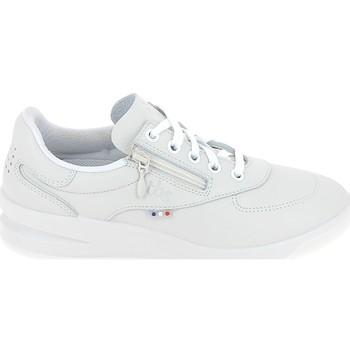 Schoenen Dames Lage sneakers TBS Branzip Blanc Wit