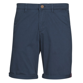 Textiel Heren Korte broeken / Bermuda's Jack & Jones JJIBOWIE Marine