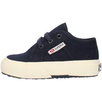 Schoenen Kinderen Lage sneakers Superga 2750S0005P0933 Blue