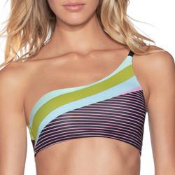 Textiel Dames Bikinibroekjes- en tops Maaji 2341SOS01 960 Zwart