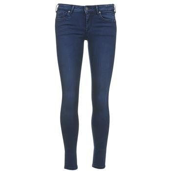 Textiel Dames Korte broeken Pepe jeans LOLA Blauw / Brut