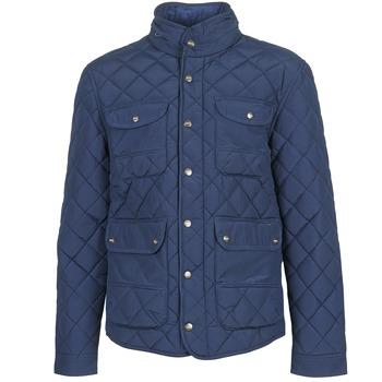 Textiel Heren Dons gevoerde jassen Pepe jeans HUNTSMAN Marine