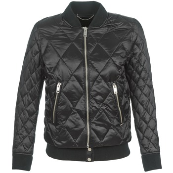 Textiel Dames Jasjes / Blazers Diesel W-TRINA Zwart