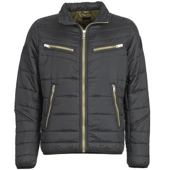 Textiel Heren Dons gevoerde jassen Diesel W-IZUMO Zwart
