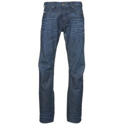 Textiel Heren Straight jeans Diesel BUSTER Blauw / Donker
