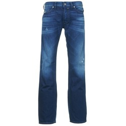 Textiel Heren Straight jeans Diesel SAFADO Blauw / Donker