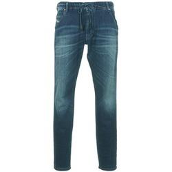 Textiel Heren Straight jeans Diesel KROOLEY Blauw / Donker