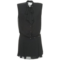 Textiel Dames Korte jurken Diesel D-NEDORA-A Zwart